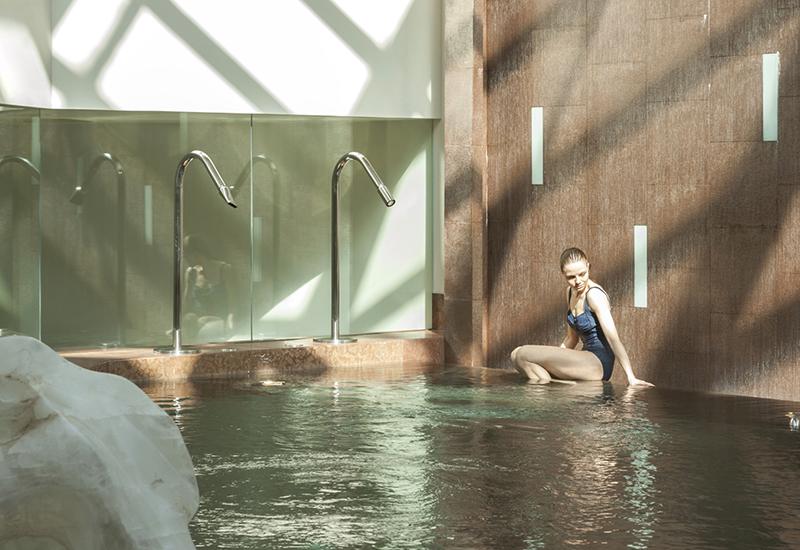 Le Luceo Spa au Four Seasons Hotel Lion Palace Saint Petersbourg