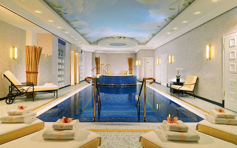 The Ritz Carlton Berlin Finest Spa