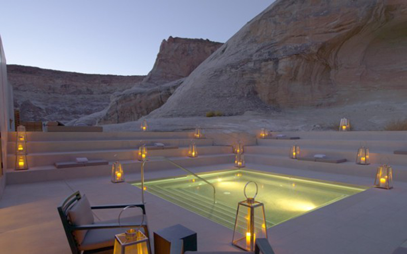 Luxury Spa Resorts In The Usa