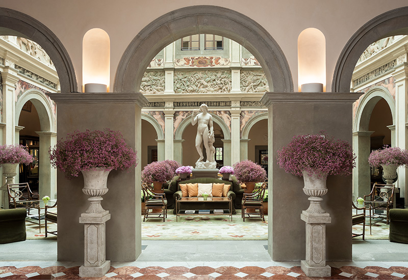 Four Seasons Hotel Firenze, Italie