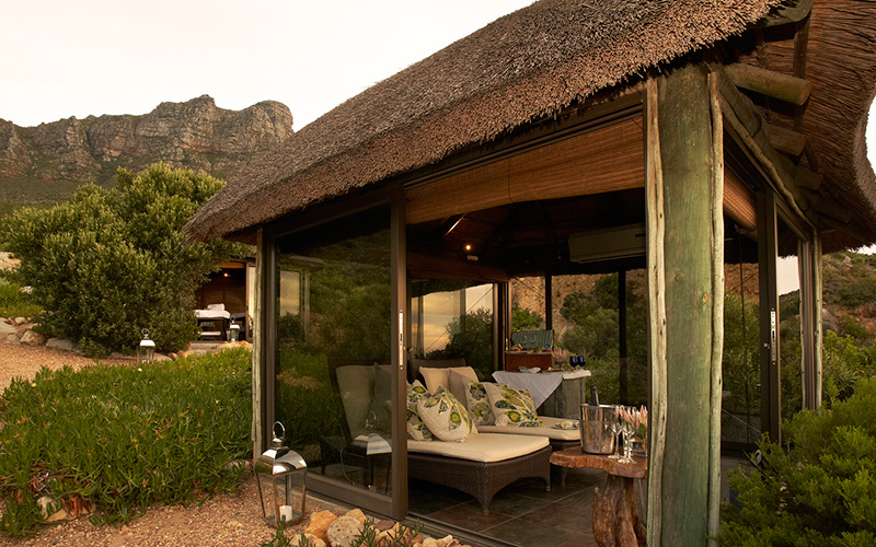 Hotel spa The twelve apostles le cap south africa
