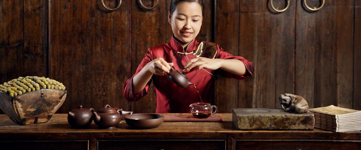 Peninsula Beijing - A Glimpse of the Royal Past Celebrate the Art of Tea