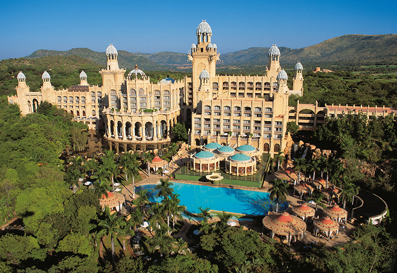 Hotel Spa The Palace of lost City at Sun City