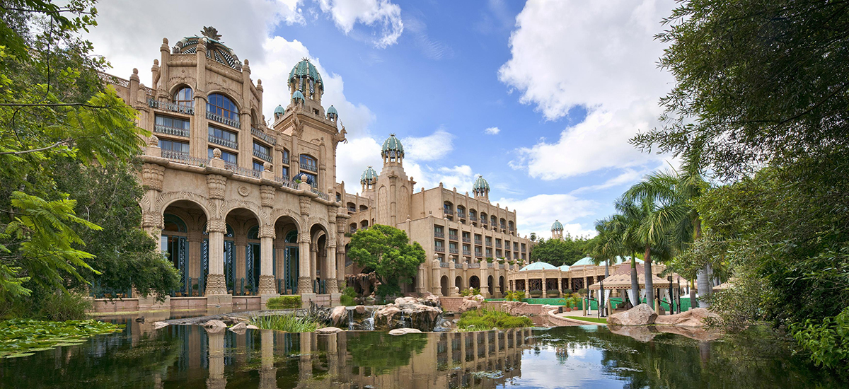The Palace Of The Lost City At Sun City Finest Spa