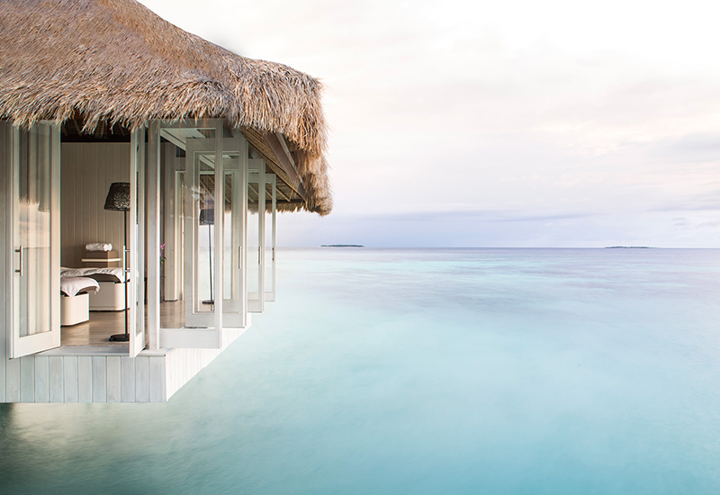 Hotel Spa at atoll de Noonu, Maldives