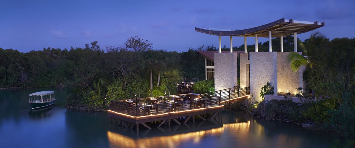 Hotel Spa Banyan Tree Mayakoba Mexico