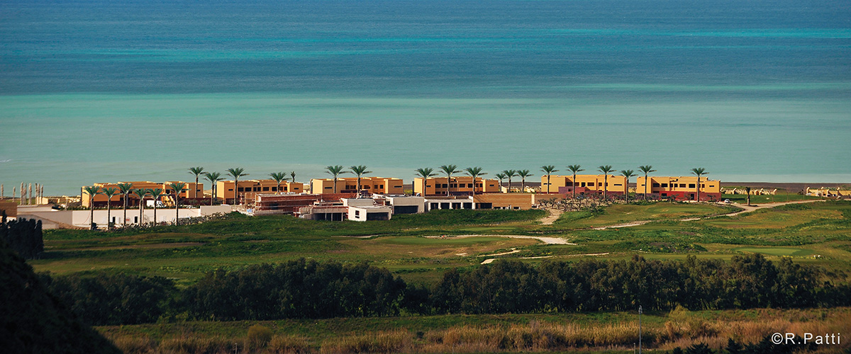 Verdura Golf & Spa Resort, Sicily, Italie