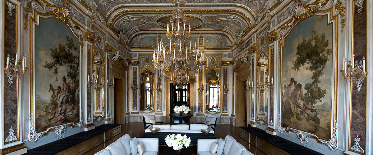 Aman Canal Grande Hotel Design Decoration