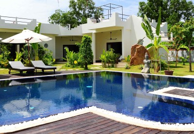 Navutu Dreams Resort and Spa Cambodia Swimming pool