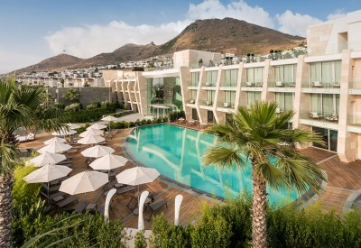 Swissotel Resort Bodrum Beach Swimming pool Turkey