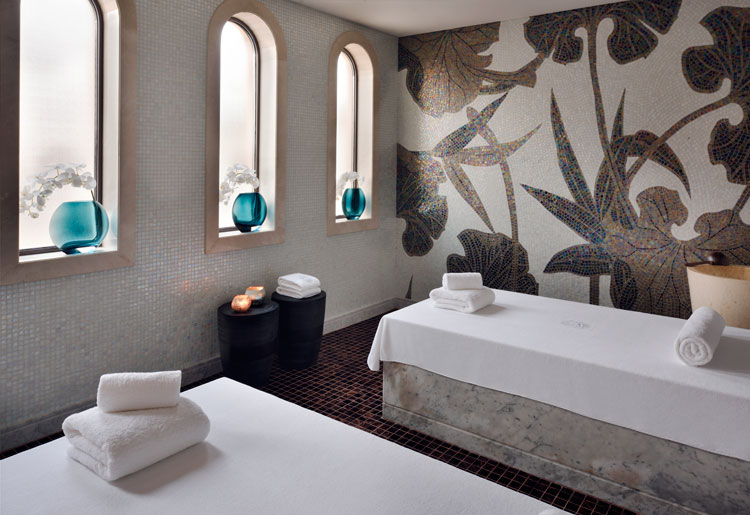 Guerlain Spa Treatment Room One and Only The Palm Dubai