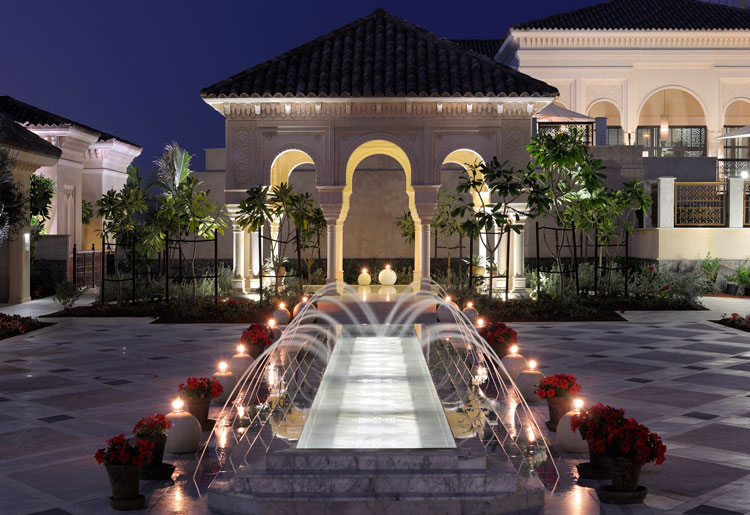 One and Only The Palm Spa Cloister Pavillion