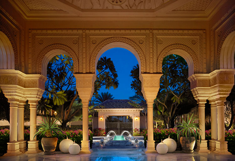 One and Only The Palm dubai Spa Courtyard Pavillion