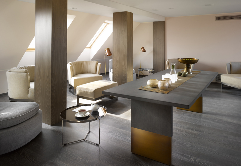 M Spa by Pure Altitude at The Emblem Hotel Prague