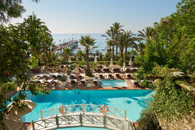 Marbella Club Hotel Beach Club