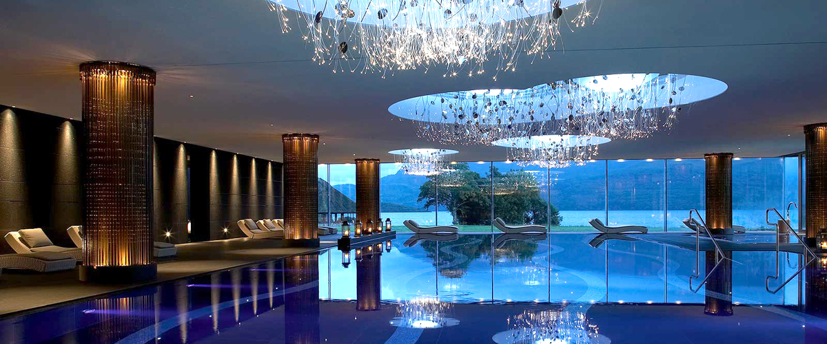 The europe hotel resort luxury spa hotel in killarney for Small luxury spa hotels