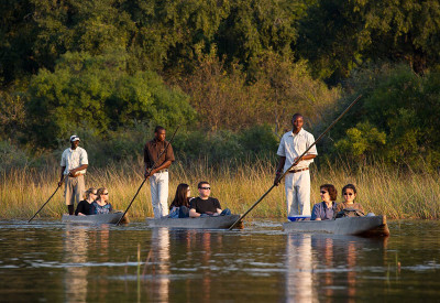 Wilderness Safaris Migration Routes