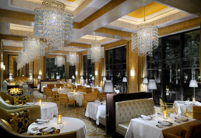 One&Only Royal Mirage The Palace Celebrities Restaurant