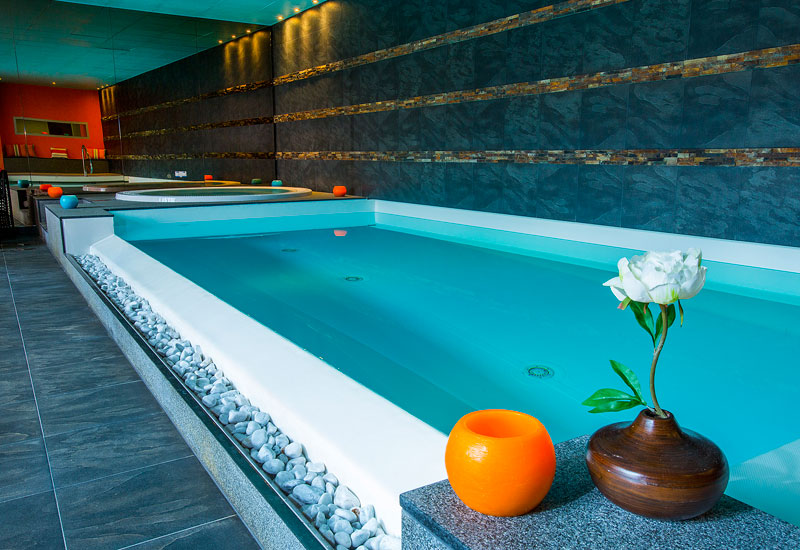 Piscine Spa Chambord