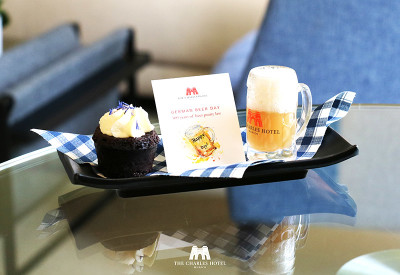 Charles hotel Munich - German-Beer-Day
