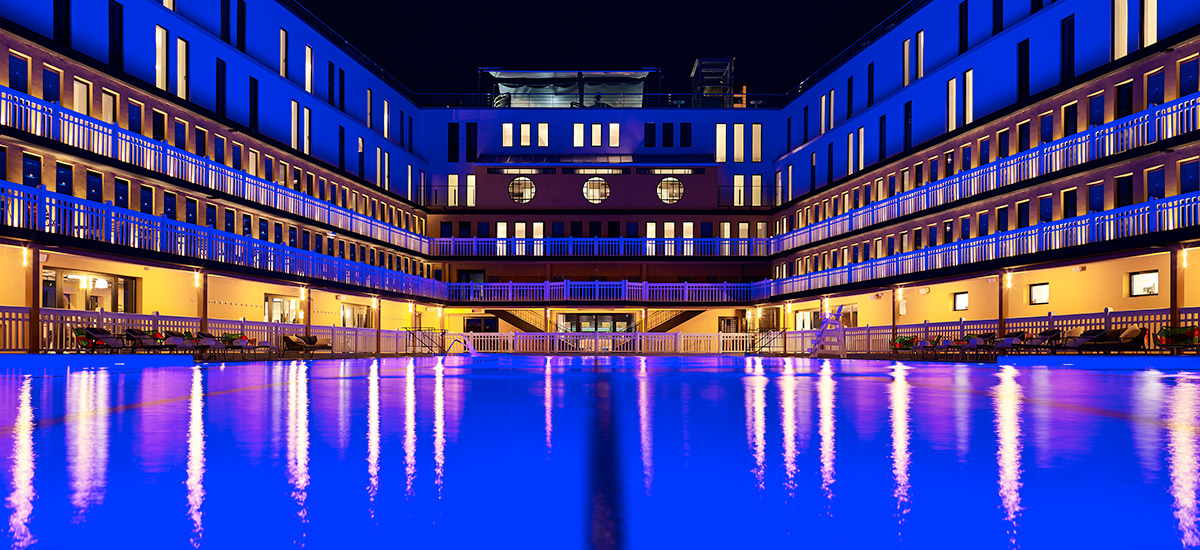 Hotel Molitor Paris Mgallery By Sofitel Luxury Spa Hotel In The