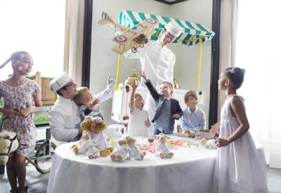 The Peninsula Paris - Brunch des Kids