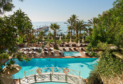 Marbella Club Beach Club