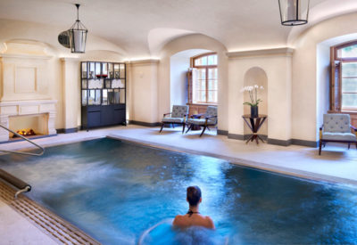Four Seasons Hotel Prague AVA Spa