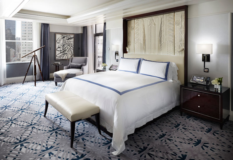 The Peninsula New York - Fifth Avenue Suite