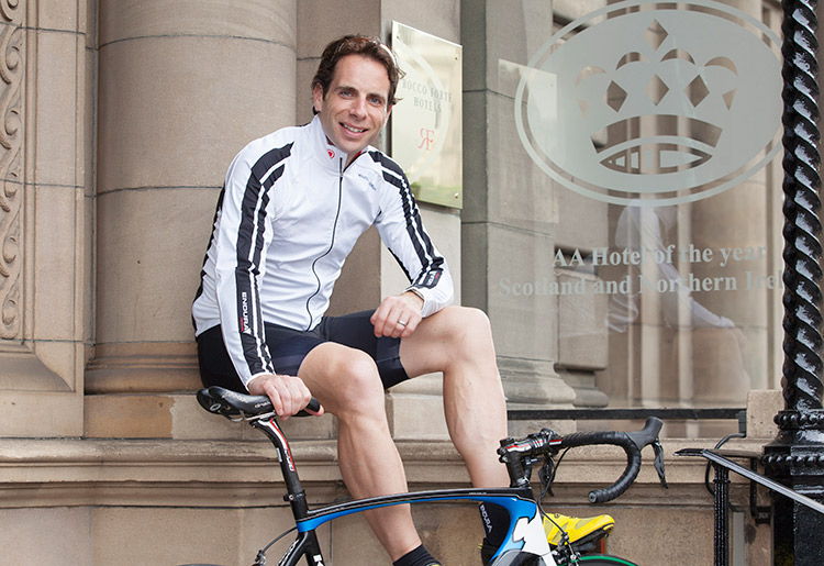 Mark Beaumont For Rocco Forte
