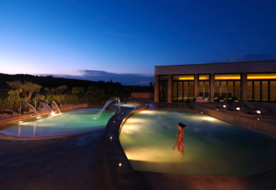 Verdura resort Sicily Thalassotherapy Pools