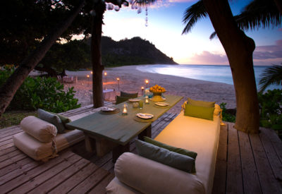 Wilderness Safaris, North Island Seychelles