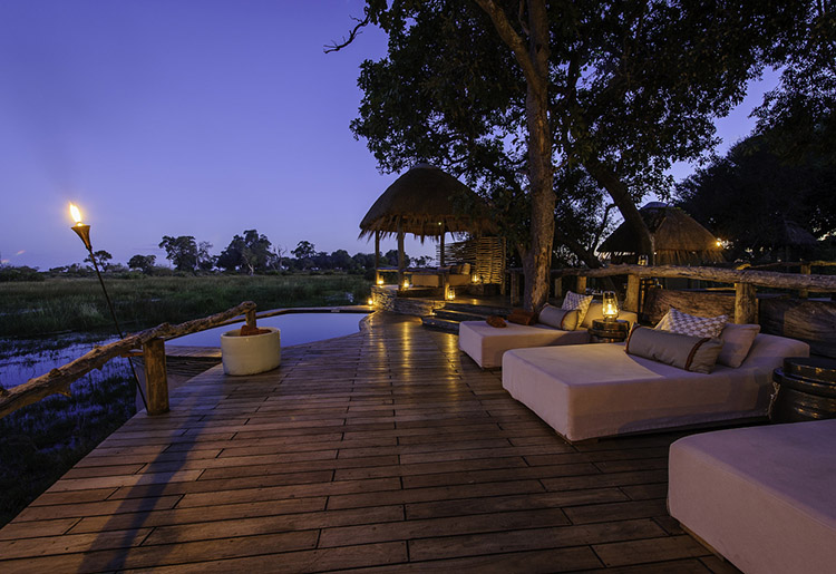 Mombo Camp and Little mombo camp Botswana