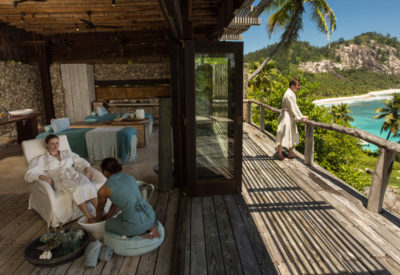 North Island Spa Seychelles