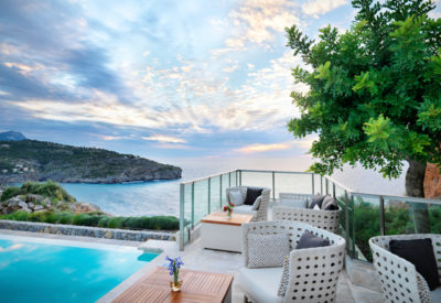 Jumeirah Port Soller Hotel and Spa Infinity Pool