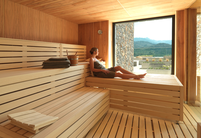 Jumeirah Port Soller Hotel and Spa Sauna