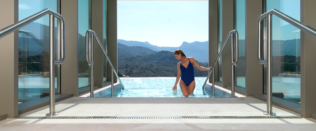 Jumeirah Port Soller Hotel and Spa Hydropool