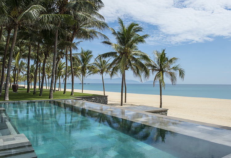 Four Seasons Resort The Nam Hai, Hoi An, Vietnam