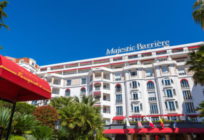 Hotel Le Majestic Cannes