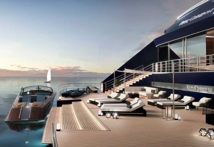 The Ritz-Carlton Yachts