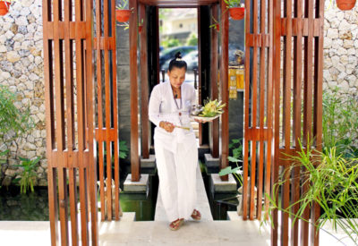 Ibu Jero, at Anantara Uluwatu Bali Resort