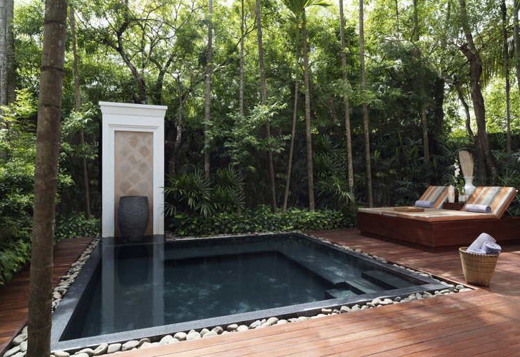 Two Bedroom Henri Mouhot Suite - Private Garden with Plunge Pool