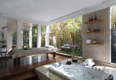 Two Bedroom Henri Mouhot Suite - Private Spa Room with Jacuzzi