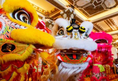 The Peninsula Paris - Dragon Dance