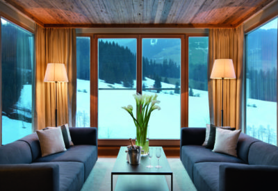Kempinski Das Tirol_Penthouse Suite with a view